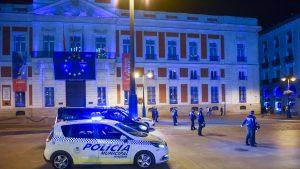 Poliție Madrid