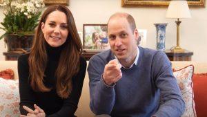 Prințul William și Kate Middleton și-au lansat propriul canal de YouTube. Primul clip postat de ducii de Cambridge. VIDEO