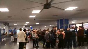 Ce s-a întâmplat cu românii din Spania blocați pe aeroport pentru că nu aveau test PCR