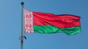 Drapelul Belarusului.