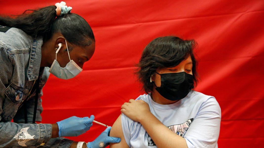 Vaccinare elevi SUA