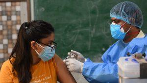 vaccinare India