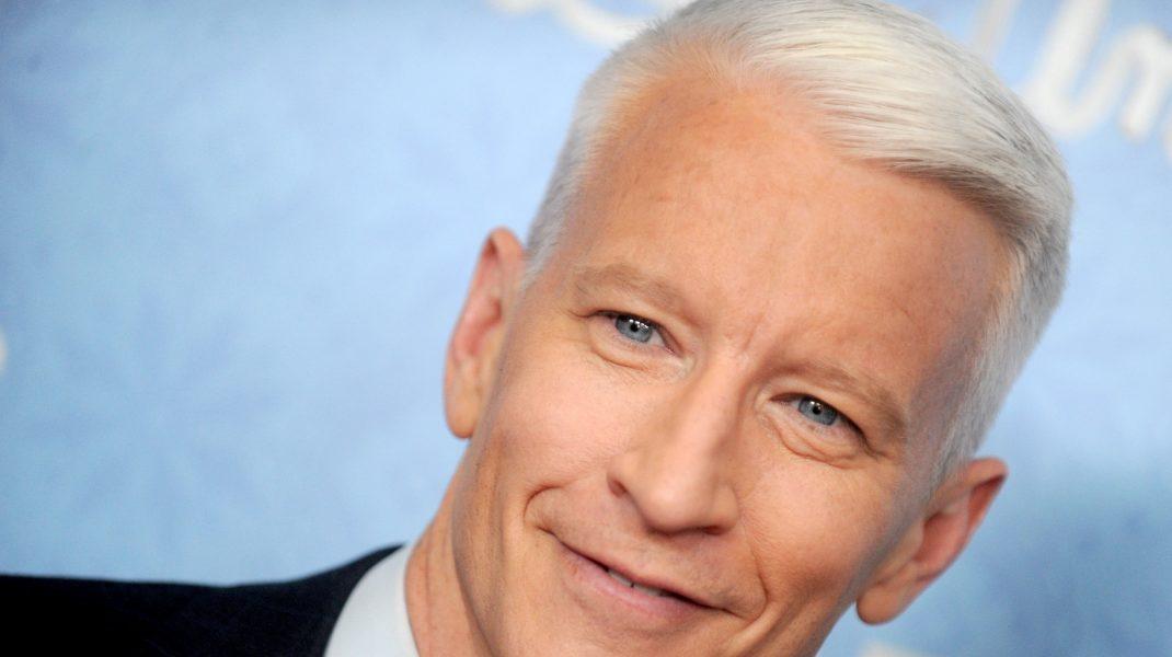 Anderson Cooper, jurnalist CNN.