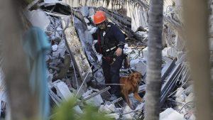 victime bloc prăbușit miami