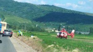 parapantist cazut in Arad