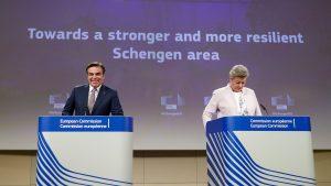 Comisia Europeană Spațiul Schengen