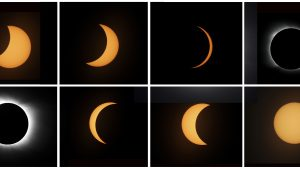 Prima eclipsă de Soare din 2021. Când și cum o poți vedea în România