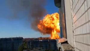 explozie benzinărie Rusia