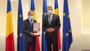 Donald Tusk, Klaus Iohannis
