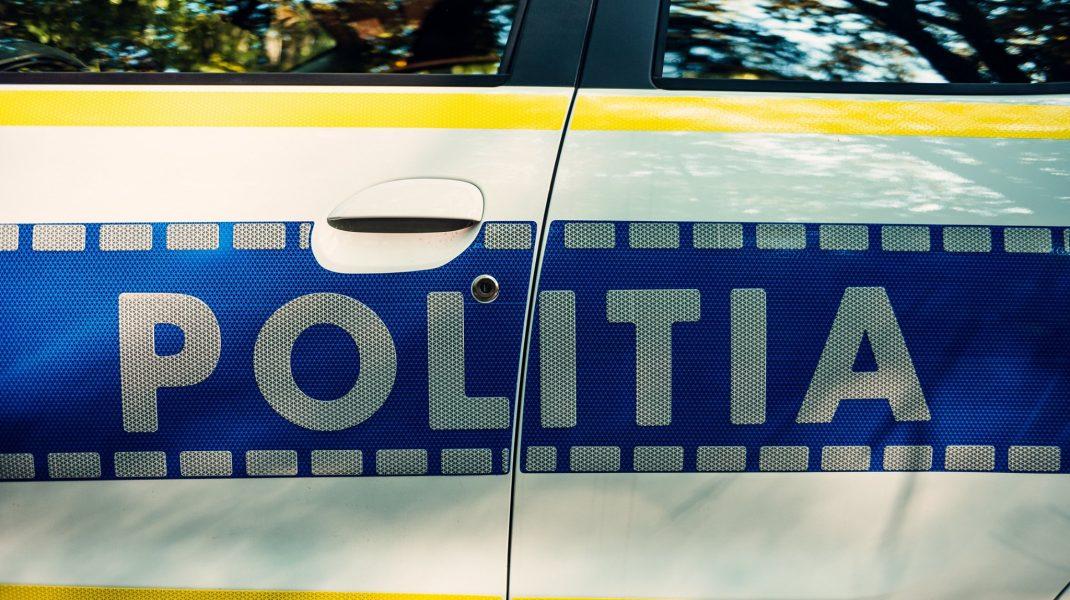 masian de politie noua