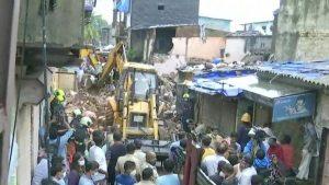 mumbai clădire prăbușită