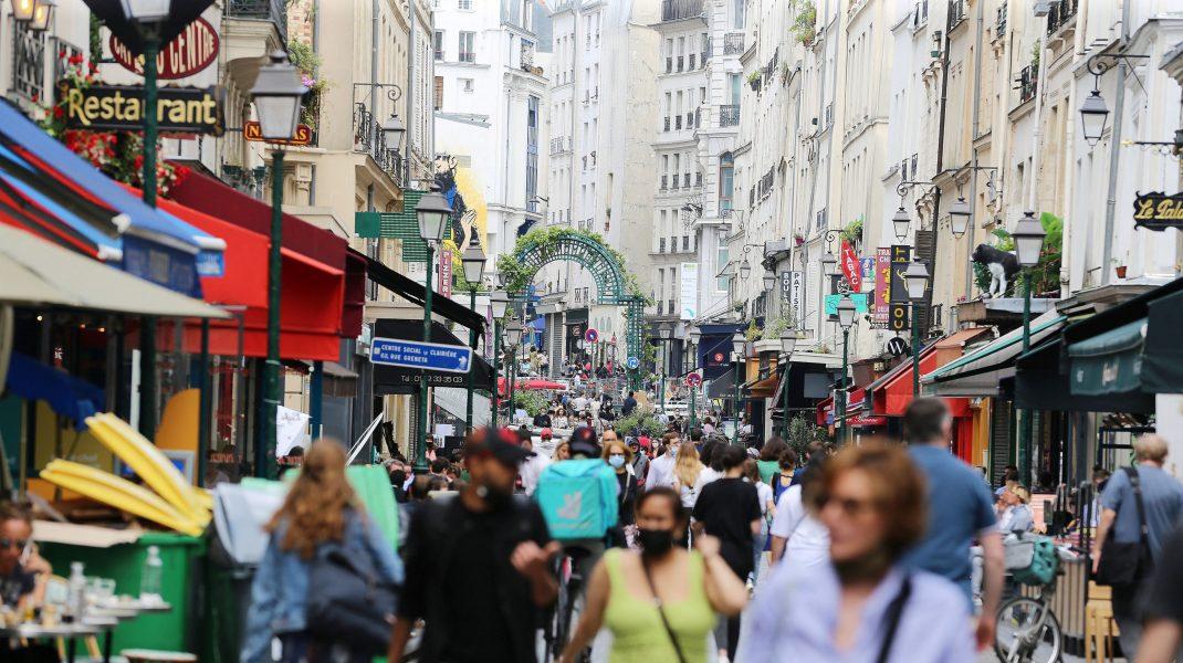 turiști Franța