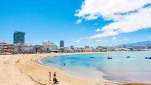plajă Spania