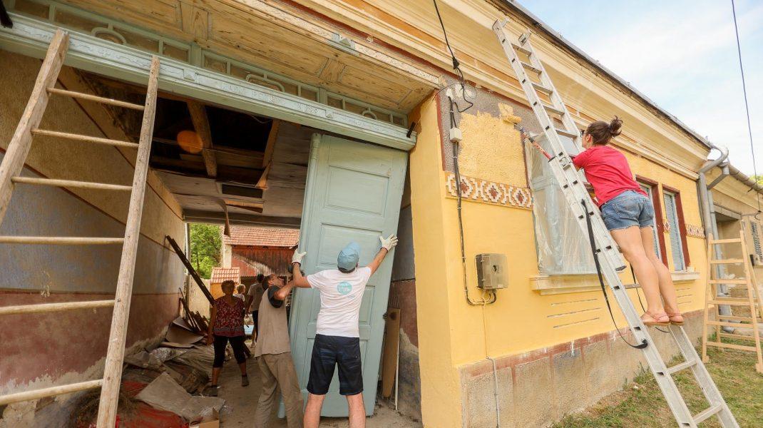 renovare sat Ilidia