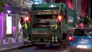 Mașină de gunoi Romprest