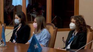 Ce ar face copiii în NATO, în situația în care Rusia invadează Ucraina. Sfatul dat de o elevă președintelui Joe Biden