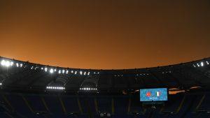 stadio olimpico din roma inainte de euro 2020.