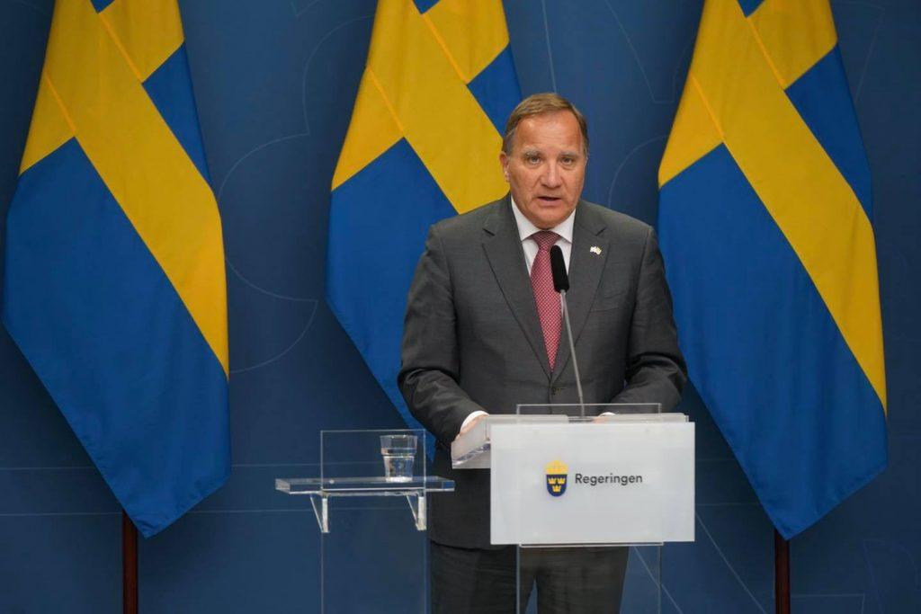 Premierul Suediei, primul din istorie demis prin moțiune de cenzură