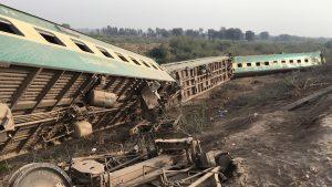 tren pakistan