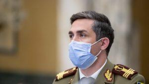Valeriu Gheorghiță, președintele Comitetului național de coordonare a activităților privind vaccinarea împotriva SARS-CoV-2 (CNCAV).