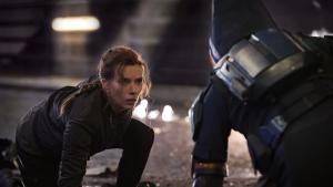 """Scarlett Johansson în filmul """"Black Widow"""". Foto: IMDB"""