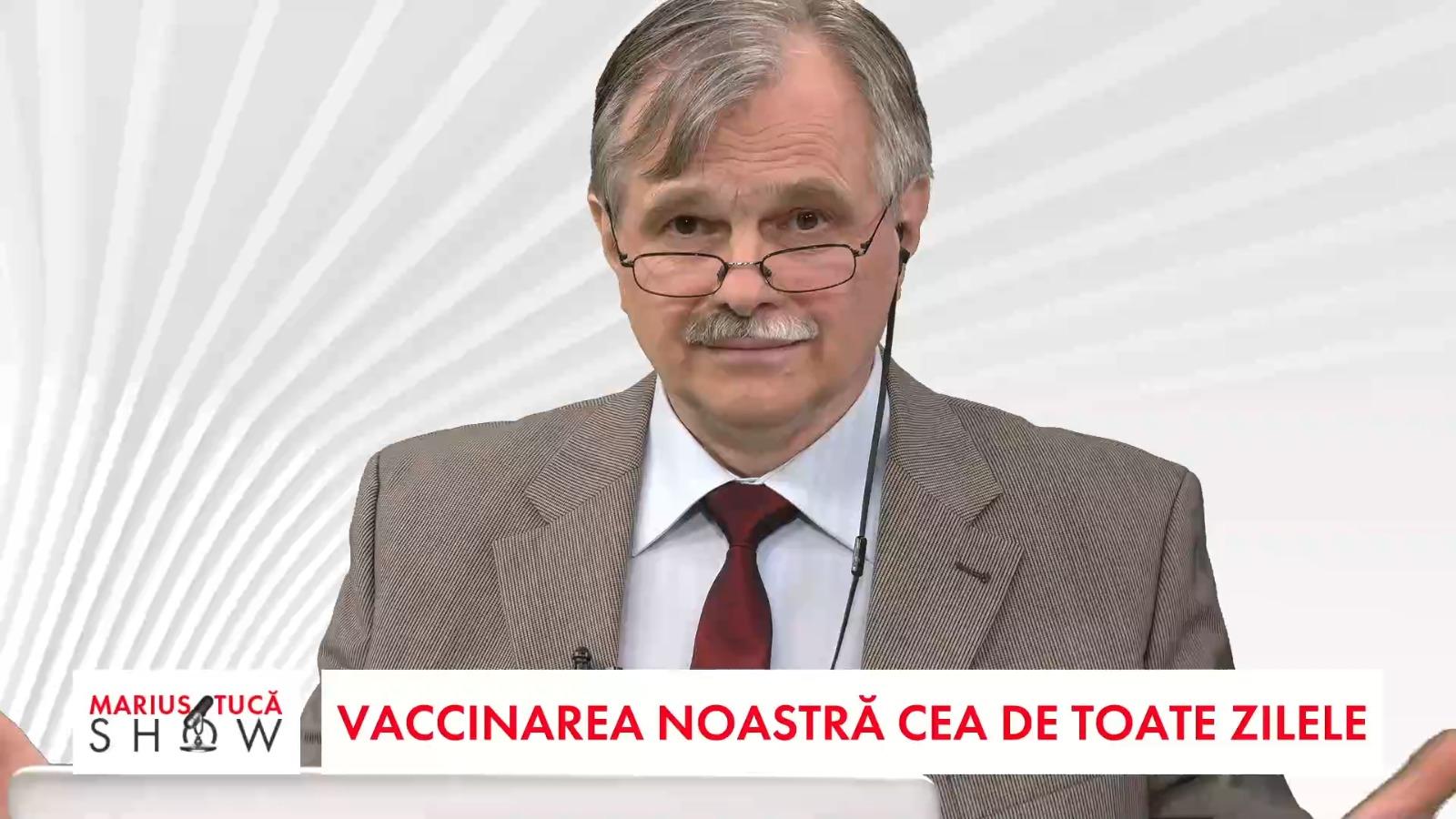 """Valentin Stan: """"Un om dintr-un milion moare din cauza vaccinului. Despre asta nu prea vi se spune. De ce?"""""""