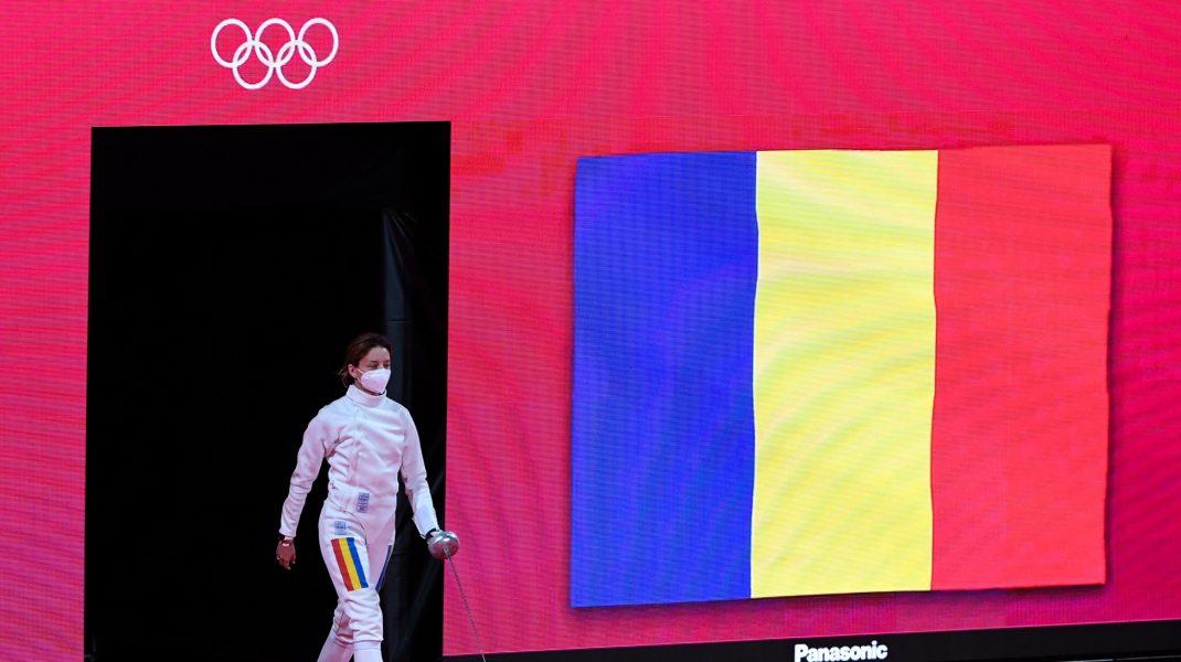 ana maria popescu branza dupa argintul la jocurile olimpice
