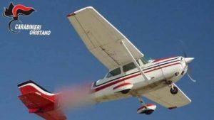 cocaina avion sardinia