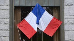 Drapelul Franței.