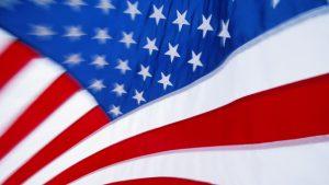 Drapelul Statelor Unite ale Americii.