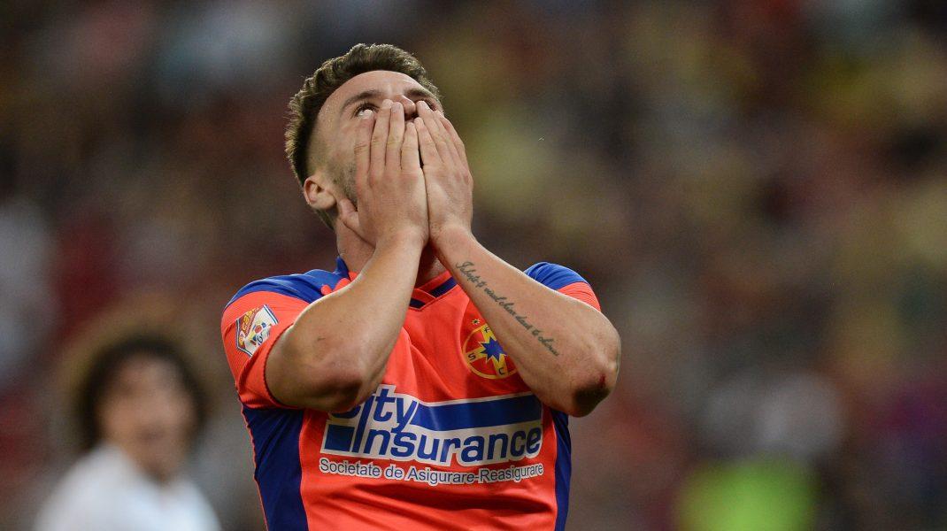 FCSB s-a făcut de râs la Erevan! Vicecampioana, eliminată din Conference League