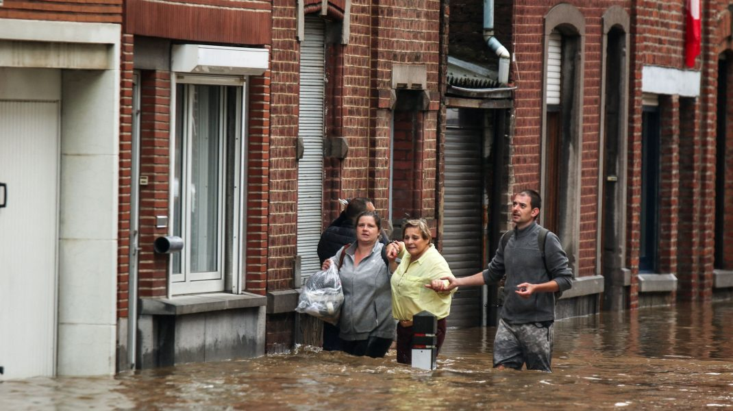 Inundații Germania