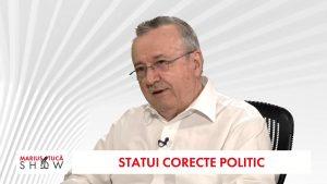 Ion Cristoiu în emisiunea lui Marius Tucă, la Aleph News.