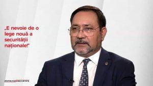 """Nicu Fălcoi este în emisiunea """"InSecuritate"""" de la Aleph News."""