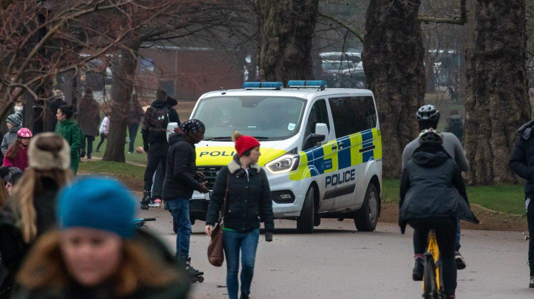 Poliție Anglia