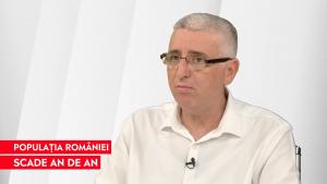 Președintele INS, invitat în emisiunea lui Bogdan Nicolae, la Aleph News.