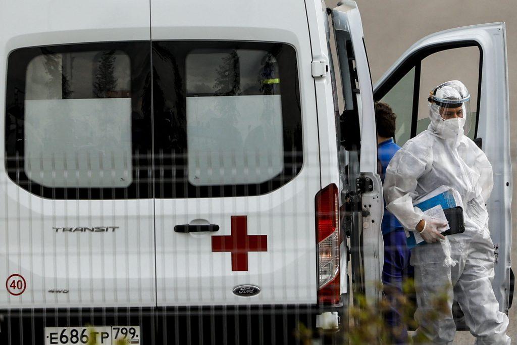 Grupul operativ rusesc pentru coronavirus a raportat marți 23.378 de noi cazuri de coronavirus.