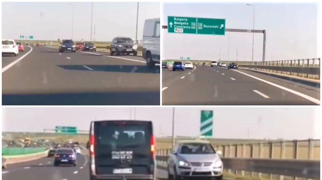 Zeci de șoferi au intrat pe contrasens pe Autostrada Soarelui, pe 20 iulie, ca să evite un ambuteiaj.