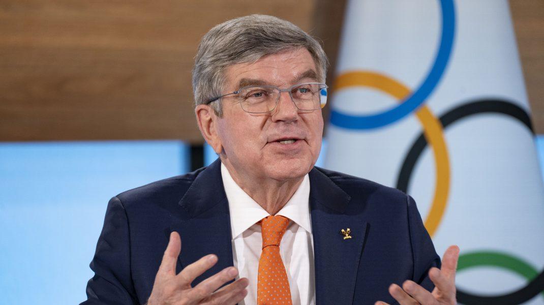 Gafa majoră făcută de președintele Comitetului Olimpic la conferință de presă de la Tokyo. Cum i-a numit pe japonezi