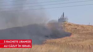 Libanul a atacat Israelul.