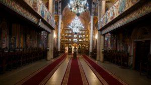 Biserică din România.