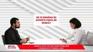 Claudiu Năsui și Sorina Matei la Aleph News