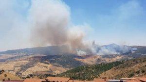 Sicilia intră în stare de urgenţă din cauza incendiilor care s-au extins în Italia. Cât va fi valabilă