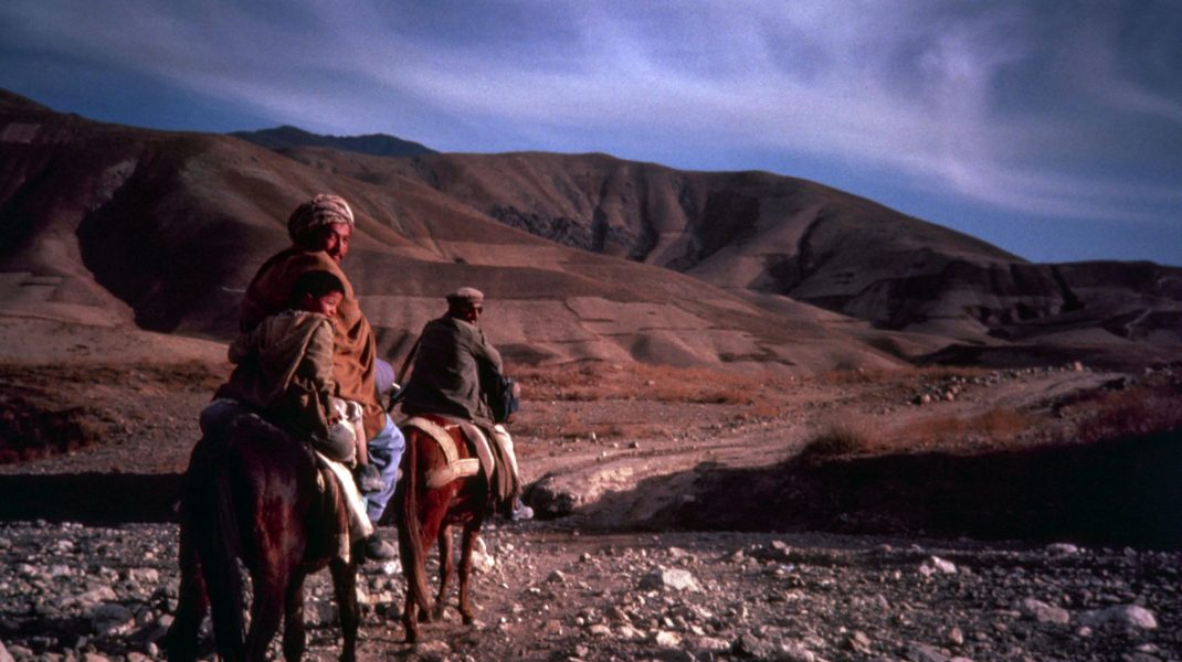 mujahedini in afganistan, in anii 80.