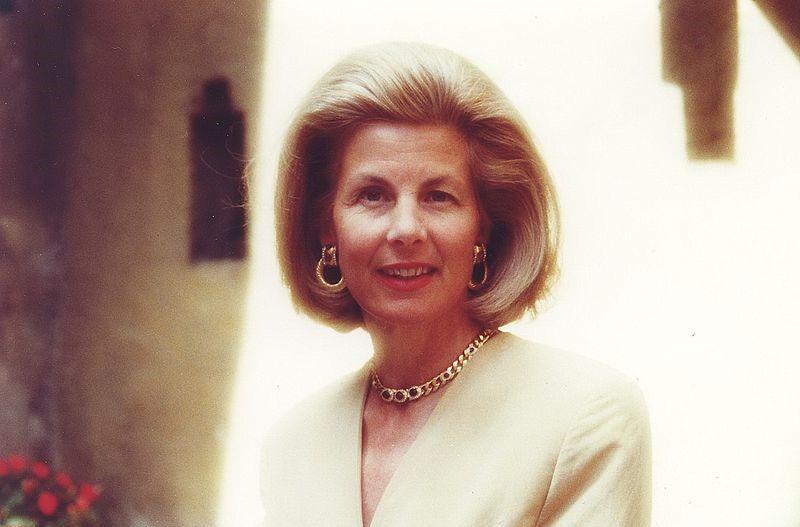 Prinţesa Maria de Liechtenstein a murit. Suferise un accident vascular cerebral