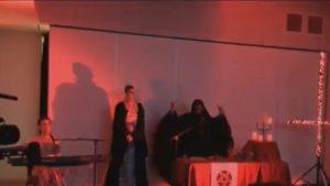 VIDEO: Televiziunea de stat din Australia a difuzat, din greșeală, imagini de la un ritual satanist în timpul știrilor