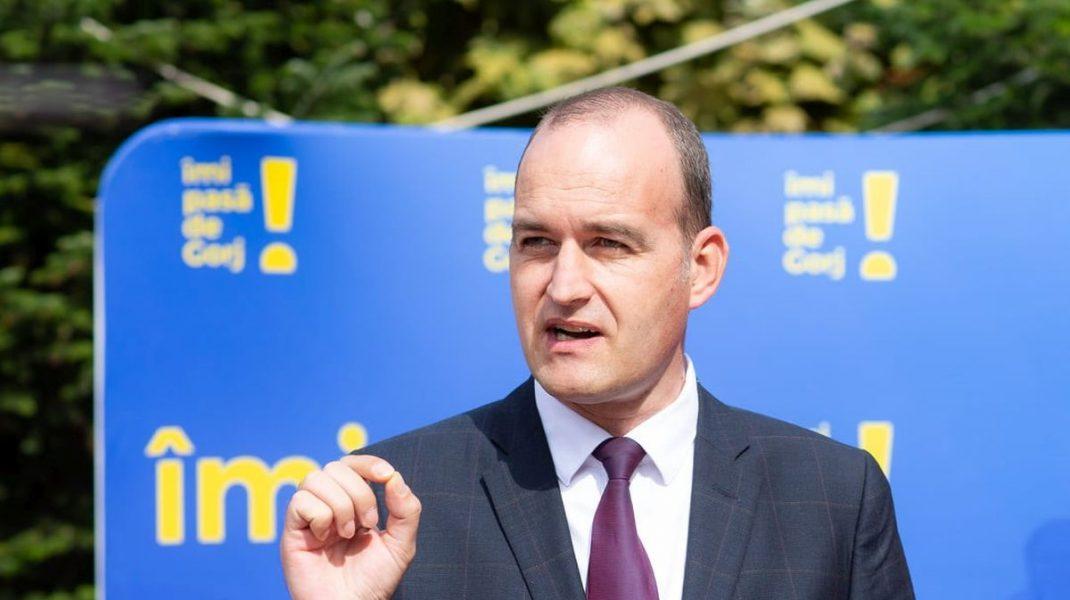 Dan Câlceanu, propunerea lui Florin Cîțu pentru ministrul Finanțelor.