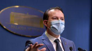 Premierul interimar afirmă că numia prin vaccinare scade presiunea din spitale.