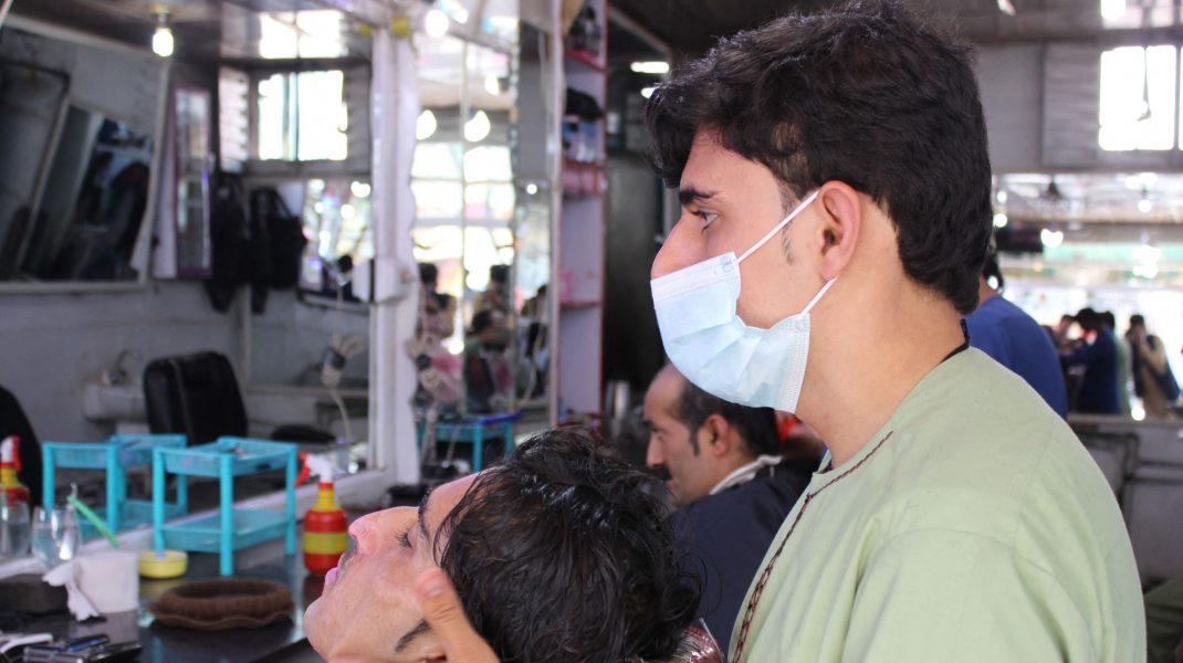 frizerie din afganistan