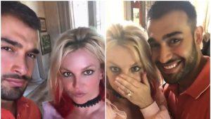 Britney Spears si logodnicul